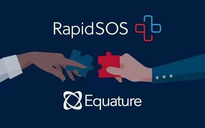 Equature has partnered with RapidSOS's Partner Network