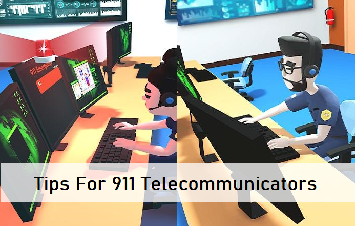Recommended Training Tips for 911 Telecommunicators